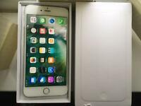 iPhone 6 Plus unlocked 16GB silver Good condition
