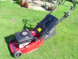 Mountfield Empress 16 Lawn Mower - Electric Key Start with Powered Drive.