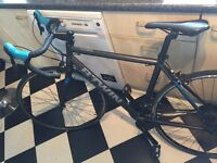 Shop condition, used just for a day, Road Racer size M 53 cm