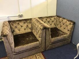 Luxury single sofa