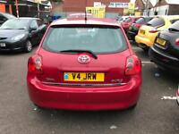 Toyota Auris 07 Private Reg included low Milage