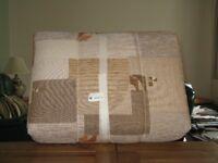 Seat backrest cushion for 2010 Bailey Pegasus 534 caravan