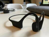 AFTERSHOKZ Xtrainerz bone-conducting headphones for swimmers