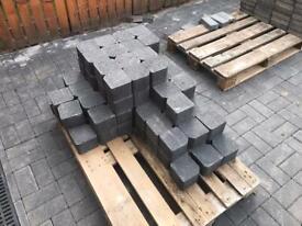 Kerb block charcoal KS2 KS3
