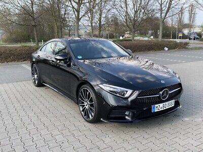 Mercedes-Benz CLS 300d AMG: 0 € Anzahlung (690 € Nettorate) + 4 Raten geschenkt!
