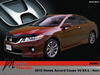 2015 Honda Accord EX-L-NAVI V6