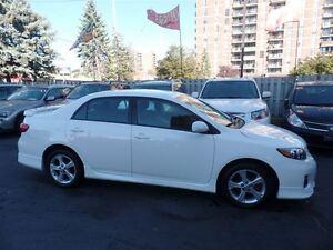 2013 Toyota Corolla S (A4), SUPER CLEAN, KM: 45K