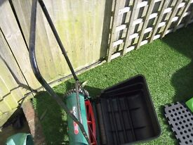 QUALCAST PANTHER 380 MANUAL LAWNMOWER