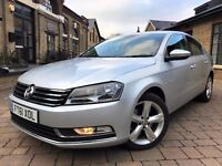 Volkswagen Passat 2.0 TDI BlueMotion Tech DSG 4dr **1 YEAR AA COVER*FULL S/H** 2012 (61 reg), Saloon