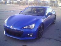2013 Subaru BRZ Sport-tech Turbo * Navigation *