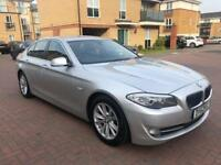 2013 BMW 520D Effeciency Dynamic Edition Titanium Silver Metallic