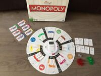 Monopoly Board Game (REVOLUTION) - Electronic banking version