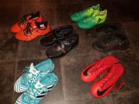 Boys size 2 boots/trainers/kickers