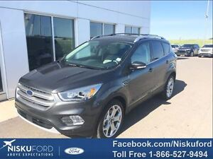 2017 Ford Escape Titanium 0% Finance available $258.51 b/weekly