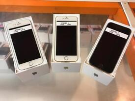*BRAND NEW*iPhone 6's, 16gb, all unlocked, gold, silver and grey.
