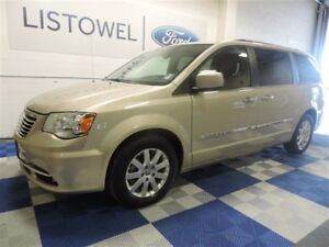 2012 Chrysler Town & Country Limited Wagon Accident Free|Leather