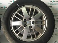 Ford galaxy MK3 2006-2010 ALLOY WHEEL R16 WITH TYRE FG07-2