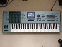 Yamaha Motif XS6 61 note Music Production Synthesizer With Upgraded Memory