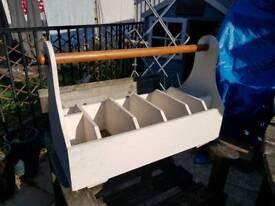Carpenters tool caddy