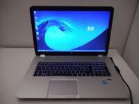 Laptop gaming Hp 17-j i7-4700MQ 8Gb ram 500Gb hdd GT740M(2Gb) 17.3 inch