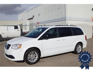 2015 Dodge Grand Caravan SXT Front Wheel Drive - 34,146 KMs