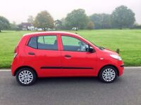 2010 (59 reg) HYUNDAI i10 1.2 CLASSIC, 44,000 MILES, 2 FORMER KEEPERS, 5 MONTHS MOT, VERY CLEAN