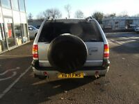 2000 VAUXHALL FRONTERA 2.2DTI 16V STATION WAGON 5D 2171CC AUTO **** PART EX WELCOME ****