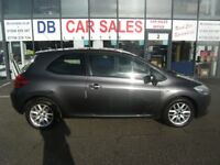 ONLY 29K MILES !!! AUTOMATIC !!! 2007 57 TOYOTA AURIS 1.6 TR VVT-I MM 3D AUTO 122 BHP GUARANTEED FIN