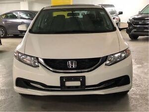 2014 Honda Civic Sedan EX CVT - TRADE-IN, SUNROOF