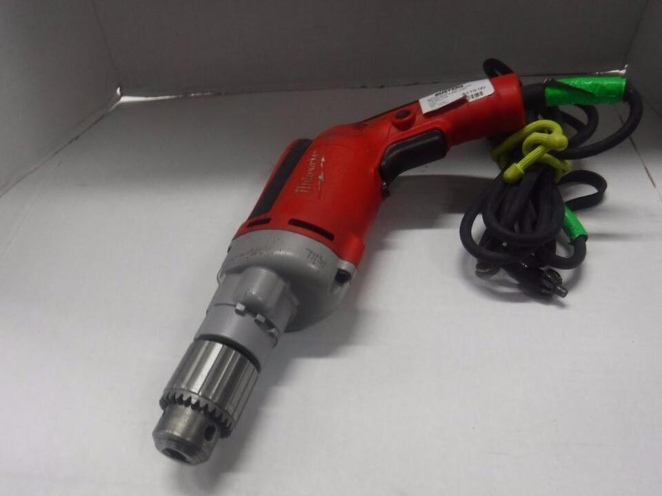 milwaukee corded drill for sale. we buy and sell used power tools ...