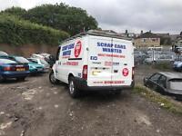 Scrap cars cars cars wanted top price none runners spares or repair mot fail 08794523511