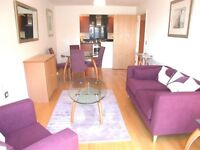 One bed apartment to rent in St Davids Square - GYM, POOL, SAUNA, ROOF TERRACE, PARKING, POOL ROOM