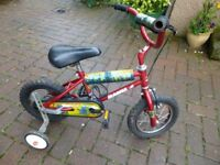 Kiddies Bike
