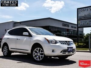 2012 Nissan Rogue SV AWD~New Front and Rear Brakes~