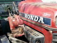 Honda grass cuter