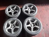 Vauxhall corsa alloy wheels 15inch