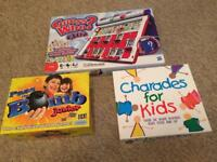 Children's games bundle