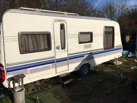 2008 hobby U.K. Collection £6000 may px with transit van diseal car ??!