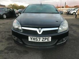VAUXHALL ASTRA T-TOP DESIGN CDTI **GREAT SERVICE HISTORY**DRIVES LOVELY**FUTURE CLASSIC** 2007