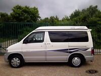 Mazda Bongo Friendee Automatic 2.5 T/D Campervan for sale at Kent Motorhome Centre