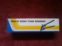 MULTI SIZES TUBE BENDER(NEW UNUSED)
