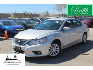 2016 Nissan Altima 2.5 CVT-One owner-Super clean