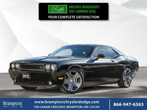 2012 Dodge Challenger R/T | 6 SPEED MANUAL TREMEC TRANSMISSION