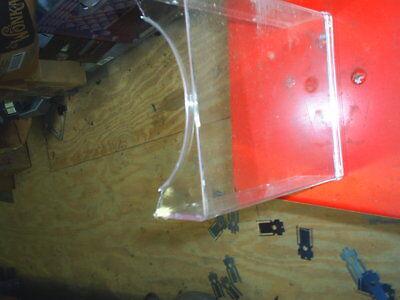 Brand New Northwestern Half Cab 60 Plastic Half Globe Gumball Candy Pvc Oem