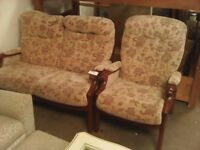 bargain sofa and chair