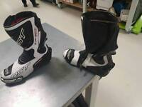 RST track boots