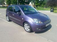 2006 '56' Ford Fiesta Zetec Climate Mot Nov 16 Great spec corsa clio polo