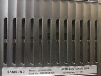 "TV Samsung and LG 55"""