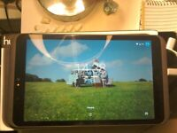Hudle tablet its a hudle two in good condition black