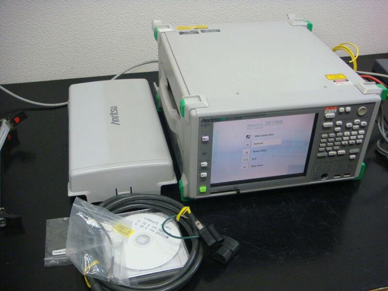 ANRITSU MP1590B /02/03 Network Performance Tester
